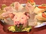 Silvestrovský jídelníček